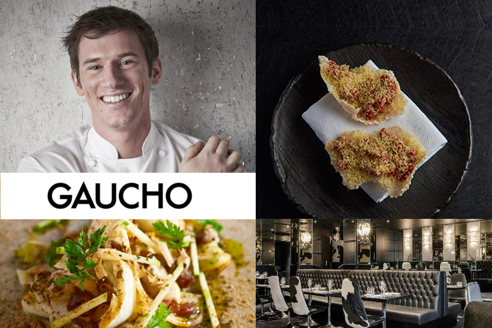 Adam Handling at Gaucho Event